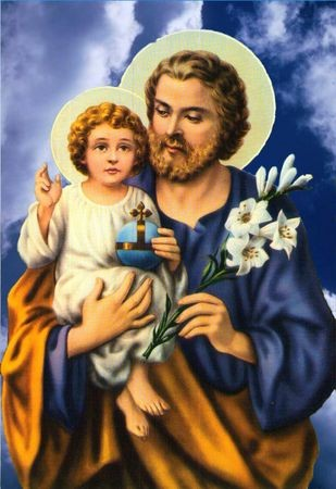 Litania do świętego Józefa