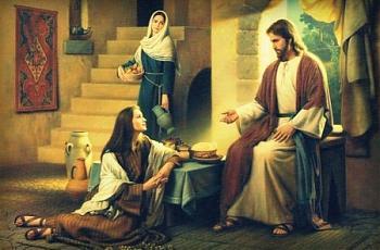 Modlitwa w sprawach trudnych do Św. Marty